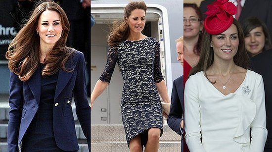Video: Kate Middleton Makes Many Gorgeous Wardrobe Changes in Canada!
