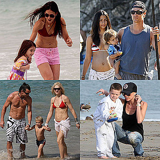 Which Beach-Loving Famous Family Would You Most Like to Spend the Fourth of July With?