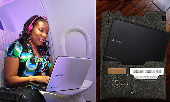 Free Chromebooks on Virgin America and NYC's Ace Hotel