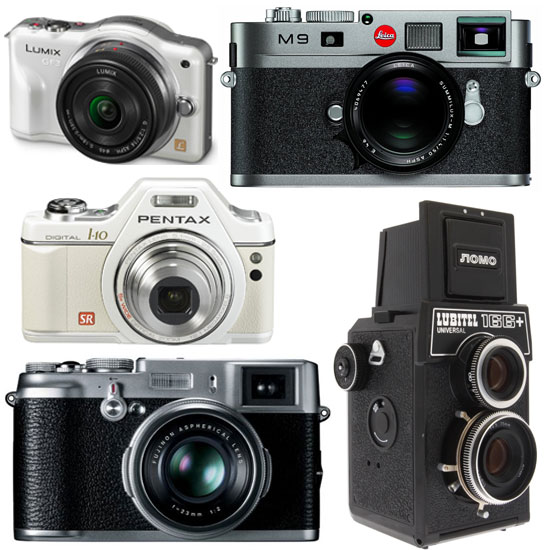 Dreamy, Eye-Catching Cameras at Every Budget