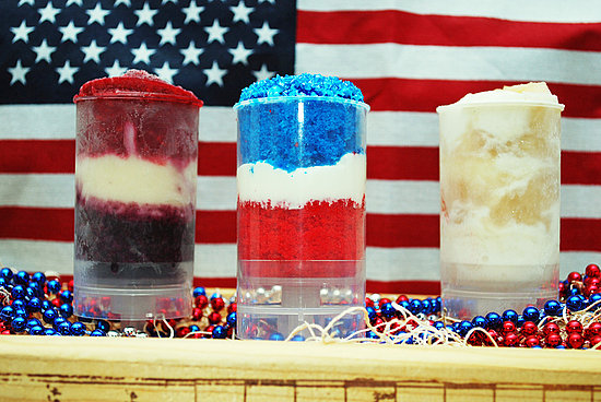 Wow Your Crowd With Homemade Fourth of July Push-Up Pops