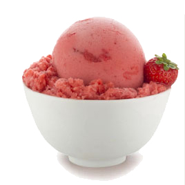 Calories in Popular Sorbet Brands