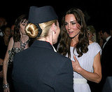 Kate Middleton at BAFTA Brits to Watch dinner.