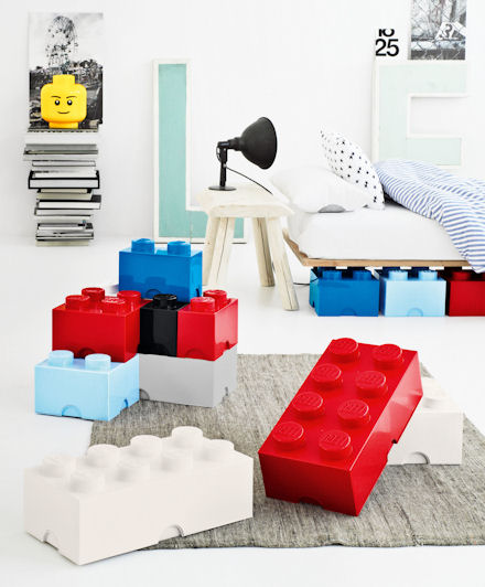 LEGO Brick Storage Boxes ($37)