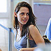 Kristen Stewart at LAX Pictures