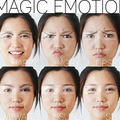 Emoticon Glasses That Show People Your Inner Feelings
