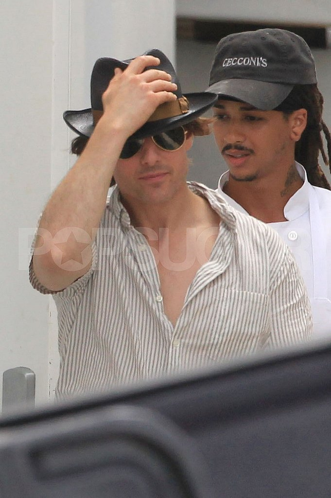 Tom Cruise in Florida.