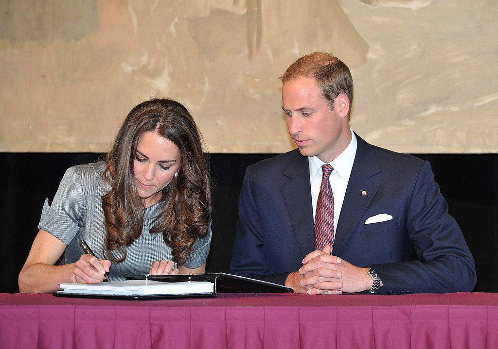 Prince William and Kate Middleton looked every bit the royal couple in Ottawa.