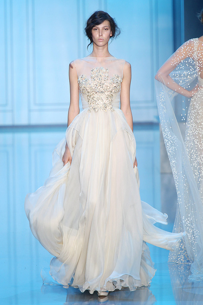 Elie Saab Fall 2011 Couture