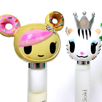 Tokidoki Perfume Review 2011-07-04 09:07:00