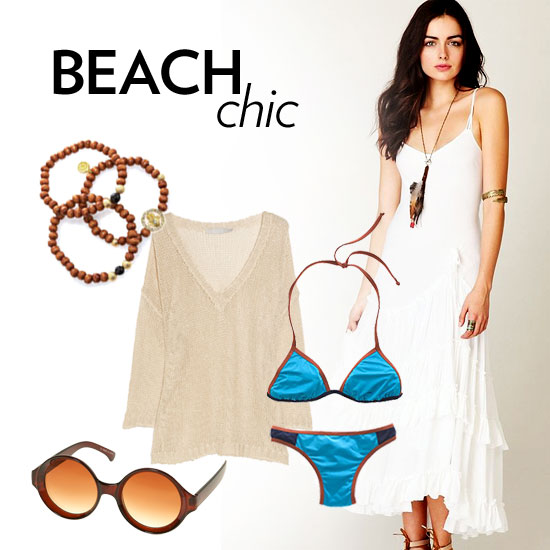 What You Should Pack For a Beach Trip