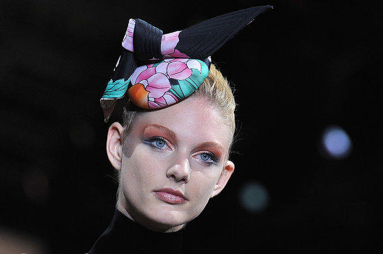 Giorgio Armani Privé: A Colourful Tribute to Japan