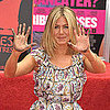 Pictures of Jennifer Aniston at Hollywood Handprint Ceremony