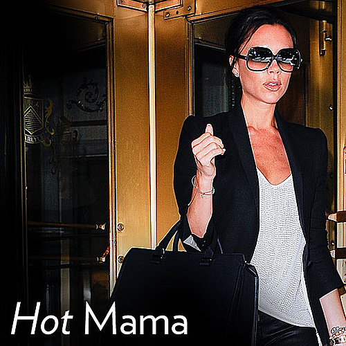 Victoria Beckham Pregnancy Style: Stalk VB's Chic Maternity Style With Her Five Best Looks