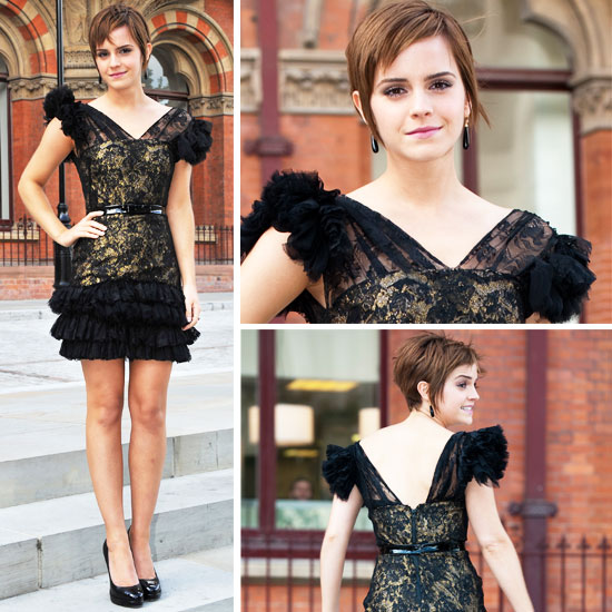 Harry Potter and the Deathly Hallows Part 2: Emma Watson
