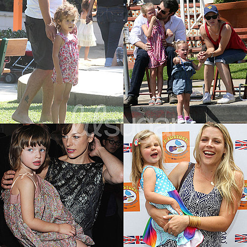 Pictures of Celebrity Babies Wearing Summer Dresses