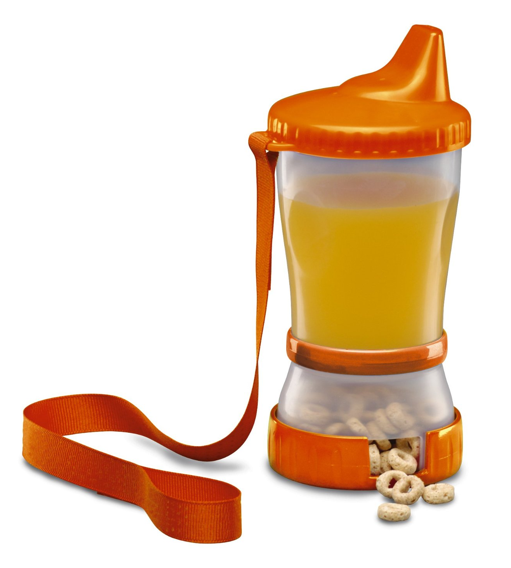 Sip 'N Snak No Spill Cup & Snack Container