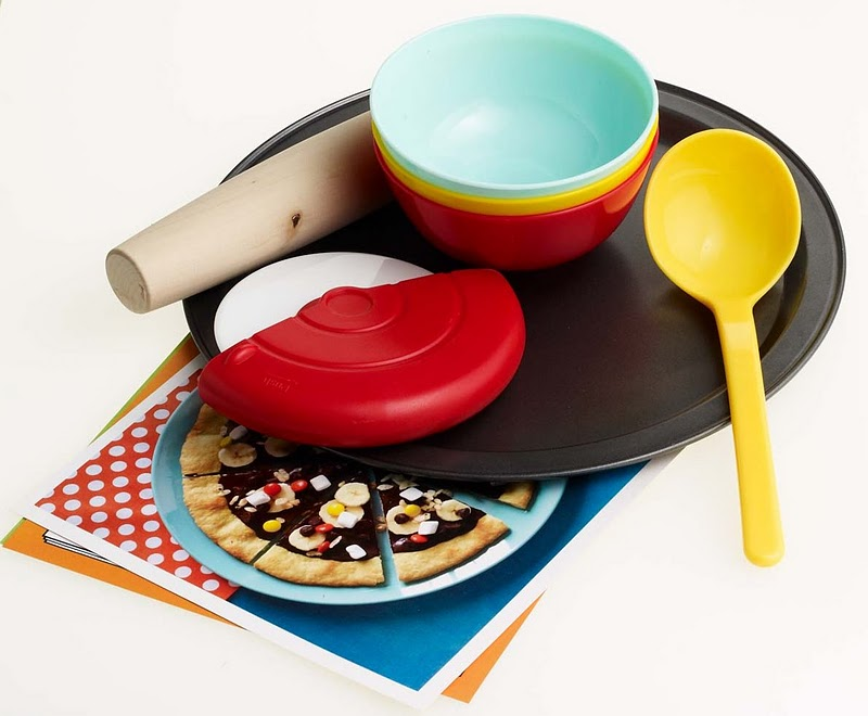 Martha Stewart Collection Kids Pizza Kit ($30)