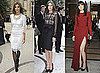Celebrities at Elie Saab, Jean Paul Gaultier and Valentino Paris Haute Couture Shows; Olivia Palermo, Daisy Lowe &amp; Anne Hathaway