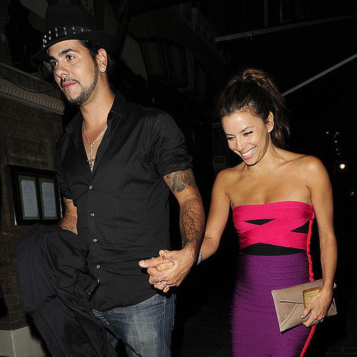 Eva Longoria and Eduardo Cruz on a Date in LA
