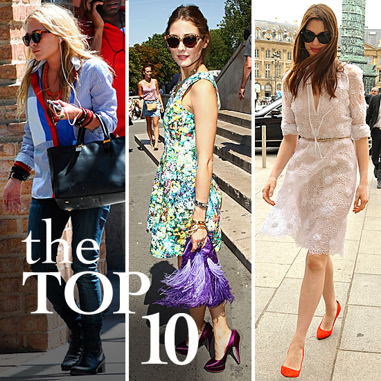 Fab's Top 10 Celebrity Looks of the Week — Emma Watson, Mary-Kate, Olivia, and More!