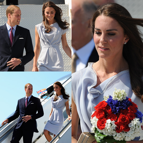 Prince William and Kate Middleton Become the Latest Royals to Visit America