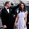 Kate Middleton and Prince William at BAFTA Gala in LA 2011-07-10 09:45:29