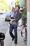 Jennifer Garner and Ben Affleck Wrap Up a Weekend With Violet and Seraphina