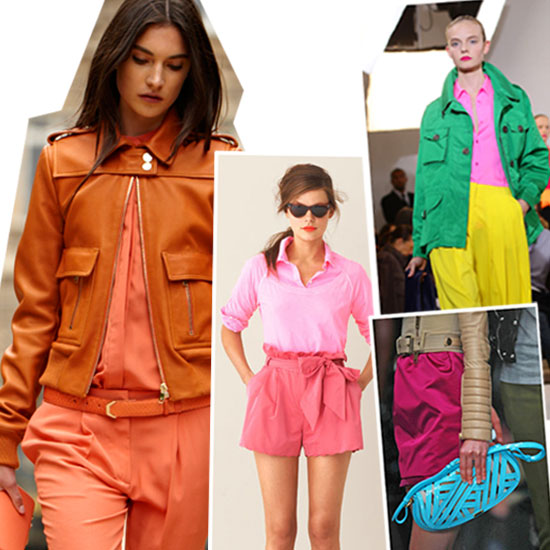 Color Coded: 5 Unexpected Combos to Try Now