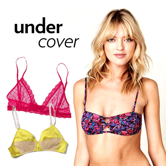 10 Pretty, Summer-Perfect Bras