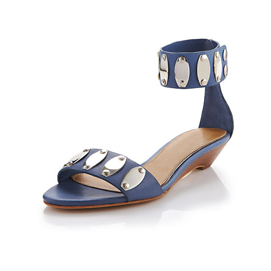 Mark + James by Badgley Mischka Marissa Demi Wedge, $195