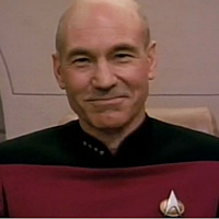 Captain Picard Birthday