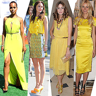 Yellow Dresses for Summer