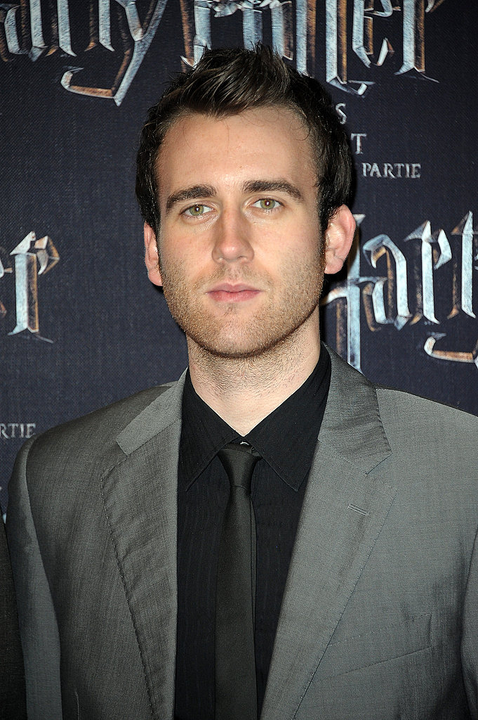 Matthew Lewis lookin' good at the French premiere for Harry Potter and the Deathly Hallows Part 1.