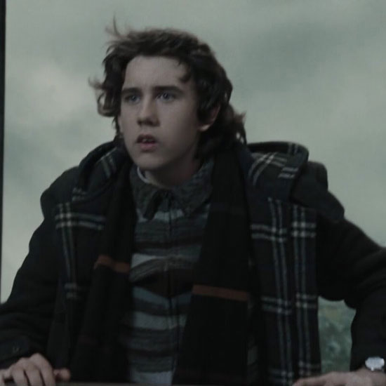 Neville starts to grow up in Harry Potter and the Goblet of Fire.