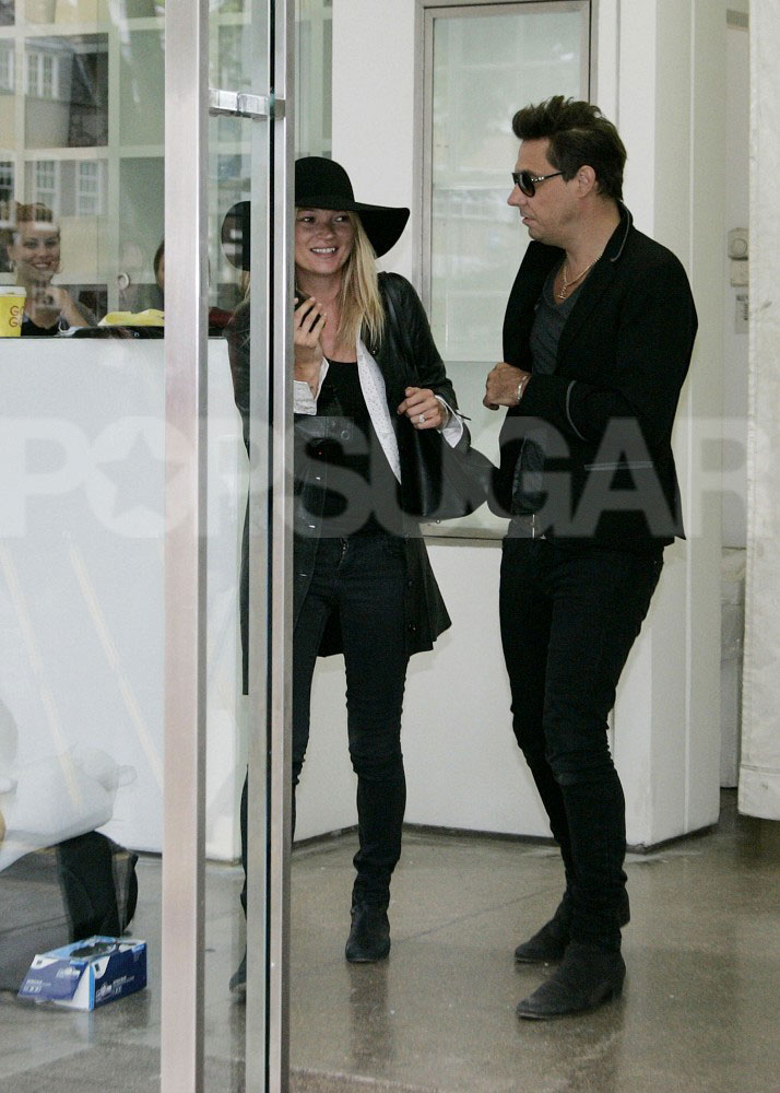 The Honeymoon's Over — Kate Moss and Jamie Hince Are Back in London