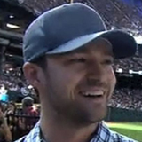 Justin Timberlake Talks About Beer During All-Star Major League Baseball Game (Video)