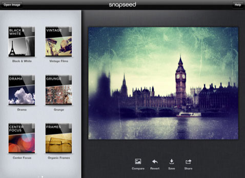 Download of the Day: Snapseed