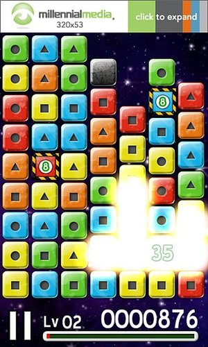 Android Game, Color Link has been launched by SillyCube! The colorful puzzle game that give your brain a breeze!
