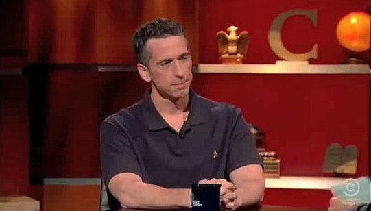 Dan Savage and Stephen Colbert Talk Monogamy