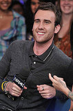 Matt Lewis laughs during his New.Music.Live interview at MuchMusic HQ in Toronto, Canada.