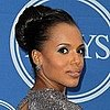 Kerry Washington&#039;s Silver Eye Makeup at 2011 ESPY Awards