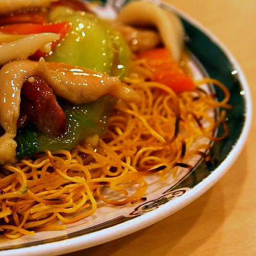 Favorite Chinese Dishes