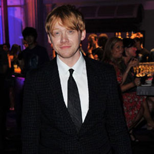 Rupert Grint Interview on Harry Potter and the Deathly Hallows Part 2