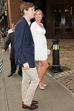 Ivanka Trump and husband Jared Kushner in NYC.