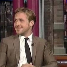 Video of Ryan Gosling Saying Peter O'Toole Hit On Sister at the Oscars on The Late Show