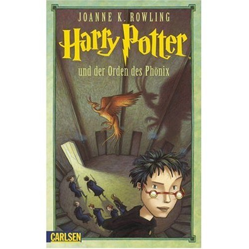 German Harry Potter and the Order of the Phoenix