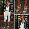 Cameron Diaz Promoting Bad Teacher: Get the Look