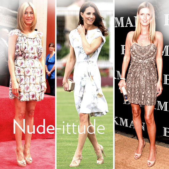 Summer Must Have: Nude Pumps