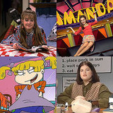 Lessons Learned From the Ladies of '90s Nick Sitcoms